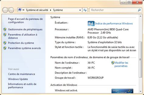performances du bureau pour windows aero ordinateur archives médiaforma