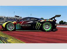 Ferrari 488 GT3 VR Racing Team RaceDepartment
