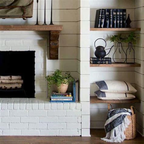 nice nook mantel decorating ideas farmhouse fireplace