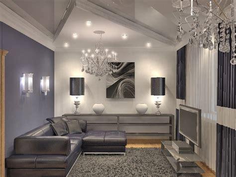 20 Gray Living Room Designs