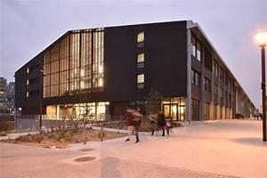Île de Nantes Lycée Nelson Mandela