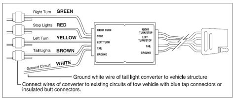 technical using a trailer wire converter quot relay quot for use with a 3 wire turn signal switch