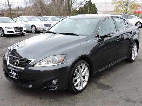 Used 2011 Lexus Is 250 2.0t At Saugus Auto Mall