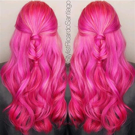 175 Best Images About Pink Hair Nails Makeup On Pinterest