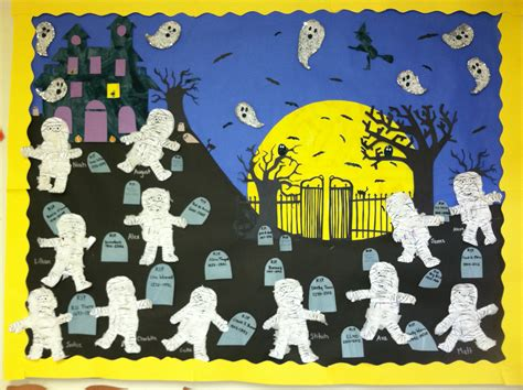 halloween bulletin boards preschool crafts actvities and worksheets for preschool toddler and 944