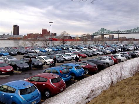 New World Record In Canada 431 Plugin Electric Vehicles