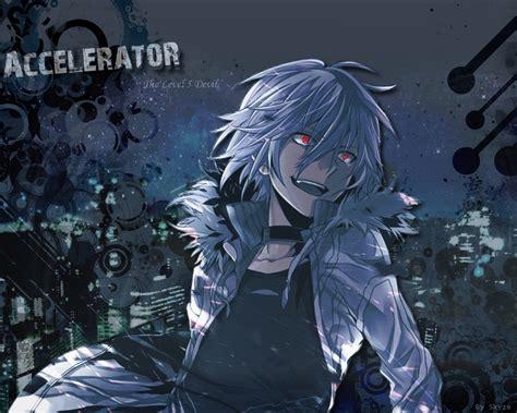 Accelerator Anime Wallpaper - accelerator the level 5 to aru majutsu by takuneru