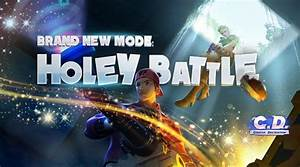 """New """"Holey Battle"""" Mode Released For Sandbox Survival Game ..."""