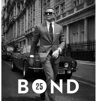 Daniel Craigs James Bond Comes Back in 'No Time To Die ...