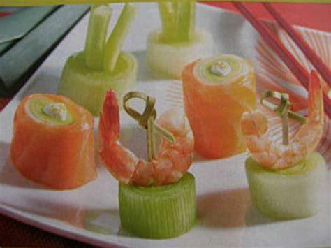 recette de cuisine du jour recettes d 39 entrée du jour et sushi