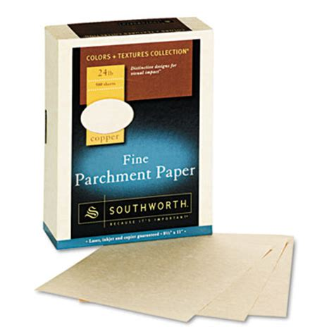 Printing Resume On Parchment Paper by Printer