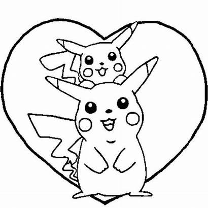 Pikachu Imprimer Dessin Coloriage Pokemon Cool Gratuit