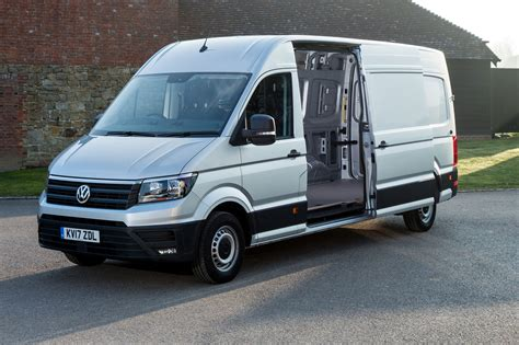 volkswagen van new vw vans scrappage scheme trade in an old banger to