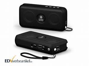 Lautsprecher Mit Bluetooth : powerbank mit bluetooth lautsprecher als werbeartikel bedrucken ~ Orissabook.com Haus und Dekorationen