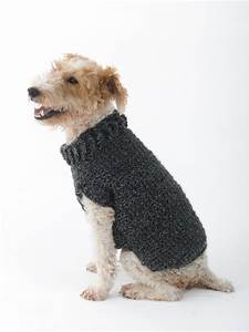 Doggie Sweaters Crochet Patterns