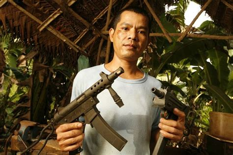 underground gun making industry   philippines