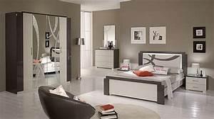 Commode Chambre Adulte : chambre adulte chambre micol kreabel ~ Teatrodelosmanantiales.com Idées de Décoration