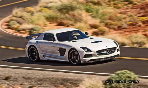 Mercedes-benz Gullwing Supercar Evolution