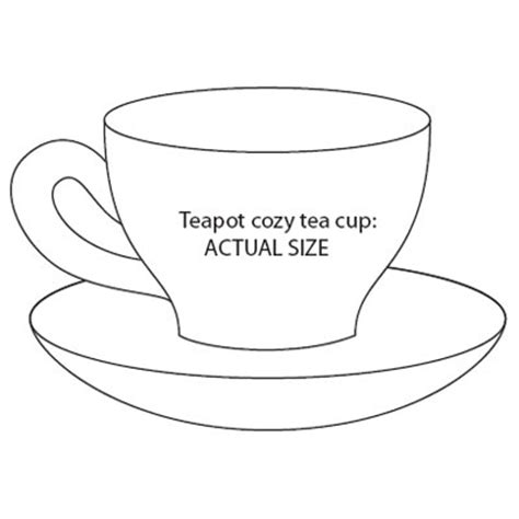 tea cup template 7 best images of tea cup template free printable tea cup template printable tea cup and