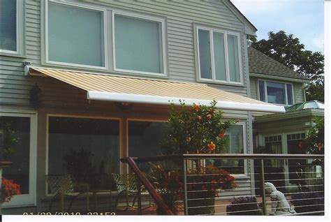 retractable awning aluminum retractable awnings