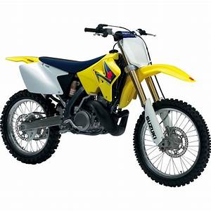 Suzuki Rm250 - Service Manual    Repair Manual