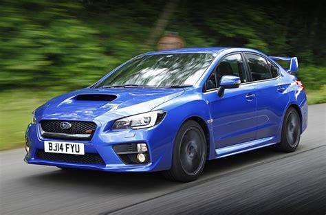 Subaru Wrx Mpg by Subaru Wrx Sti Review 2017 Autocar