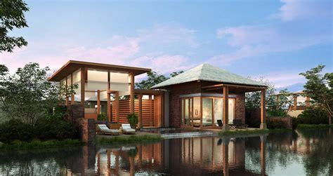island house tropical island home architecture studio design Tropical