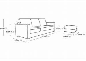 Cool Standard Couch Size Marvelous Sofa Dimensions 3