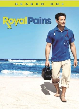 royal pains tv review hit usa show returns  summer