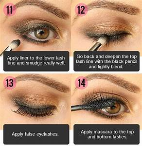Makeup For Brown Eyes Tutorial - www.proteckmachinery.com