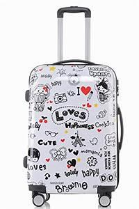 Leichter Koffer Für Flugreisen : koffer mit motiv ~ Kayakingforconservation.com Haus und Dekorationen