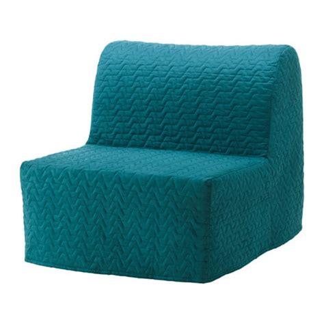 poltrona futon ikea lycksele h 197 vet chair bed vallarum turquoise ikea