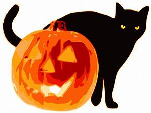 Scary Halloween Cat Free Download Clip Art Free Clip
