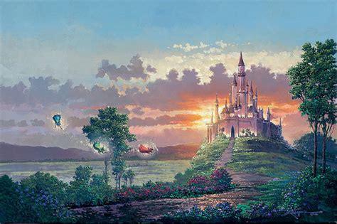 Little Mermaid Bedroom Decor by Disney Fine Art Disney Fine Art Blessings For The Princess