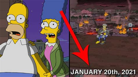 simpsons predictions  fans    accurate