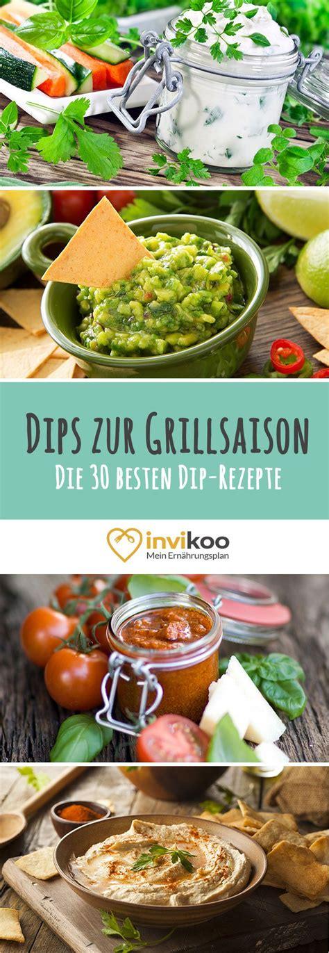 vegetarisch auf die schnelle grill rezepte die 30 besten dip rezepte f 252 r die grillsaison abnehmen und gleichzeitig
