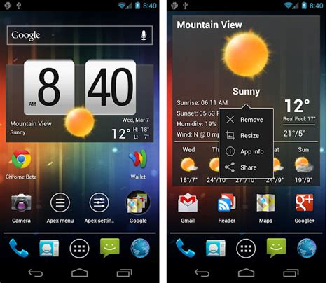 Best Android Launchers 3 Best Launchers For Android 4 0 Ics
