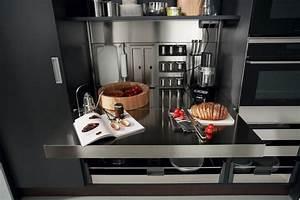 Küche Zu Gewinnen : retractable arbeitsplan den innenraum der k che zu ~ Lizthompson.info Haus und Dekorationen