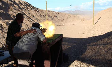 las vegas outdoor shooting range experience  grand