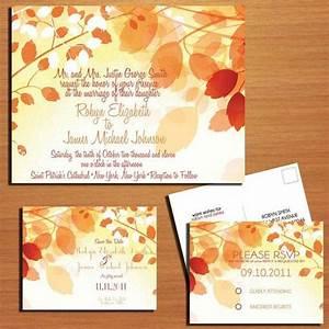 pinterest With handmade fall wedding invitations ideas