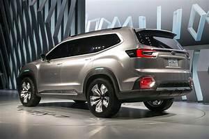 First Look Subaru Viziv 7 SUV Concept Automobile Magazine