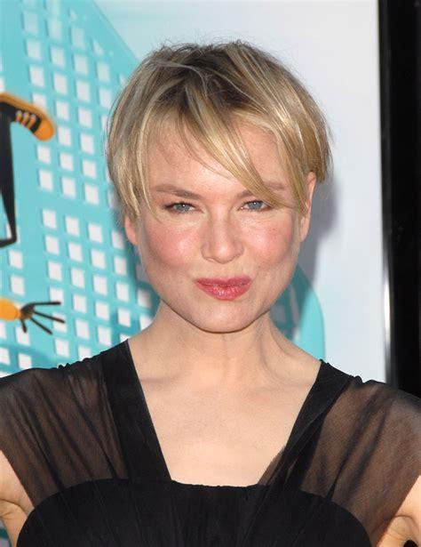 Renée Zellweger     hairstyle   easyHairStyler