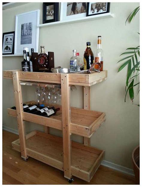 ideias de decoracao  mini bar em casa gavetas em
