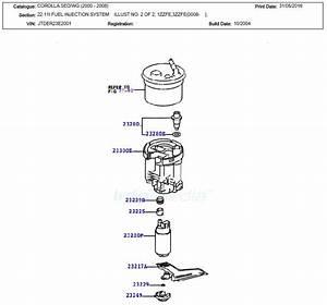 Diy - Changing In-tank Fuel Filter