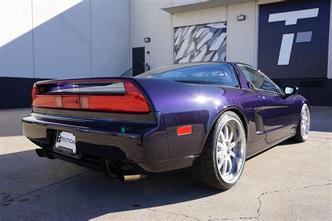 used 1996 acura nsx nsx t for sale 69 500 tactical