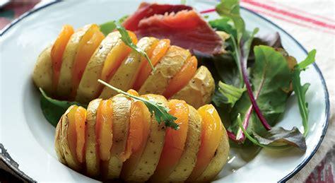 cuisine originale recette recettes de pommes de terre originales