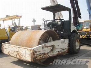 Ingersoll Rand Sd200dxtf - Single Drum Rollers  Year Of Manufacture  2004