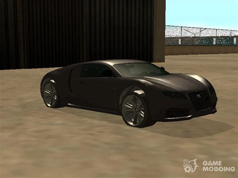 Park Luxury Cars From Gta 5 For Gta San Andreas