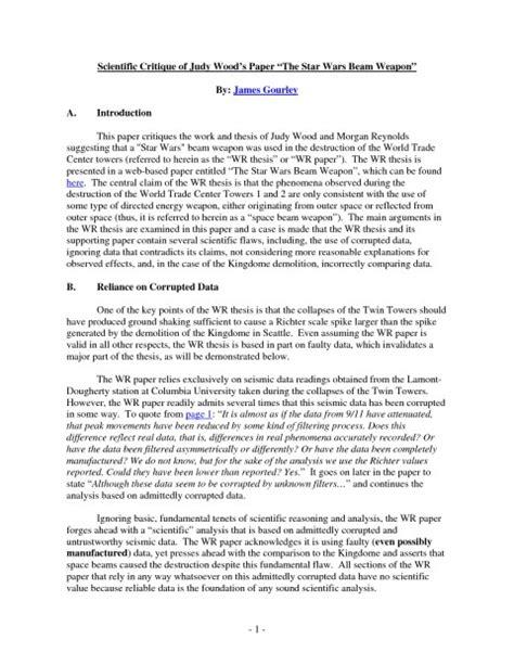 essay  critique english paper    write  high school examples  essays