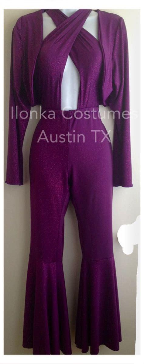 selena purple jumpsuit unavailable listing on etsy